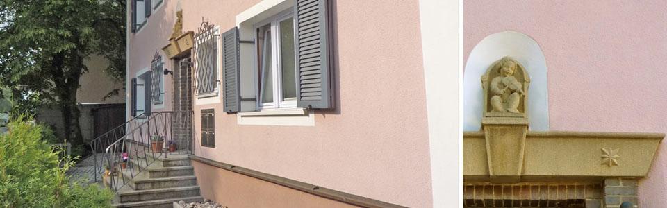 Sanierung Mehrfamilienhaus München-Harlaching