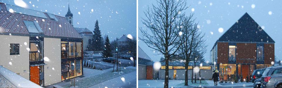 Winteransichten (Fotos: Martin Müller)
