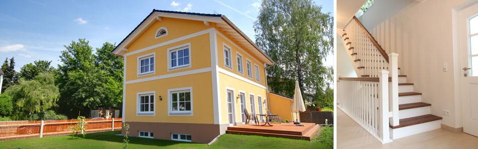 Neubau Passivhaus München-Lochhausen