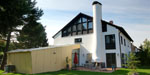 Sanierung und Erweiterung Doppelhaushälfte München-Harlaching