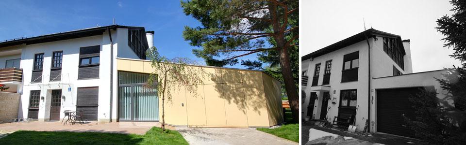 sanierung und erweiterung doppelhaush lfte mangfallstra e. Black Bedroom Furniture Sets. Home Design Ideas