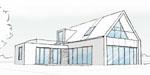 Neubau Einfamilienhaus in Wessling