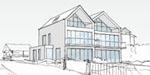 Neubau Mehrfamilienhaus in Ampfing bei Mühldorf